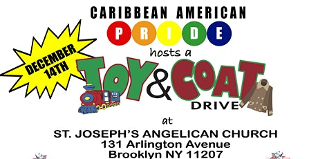 TOY & COAT DRIVE tickets