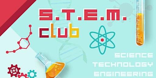 S.T.E.M.  Club : All about water /Tout sur l'eau