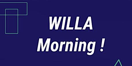 WILLA Morning tickets