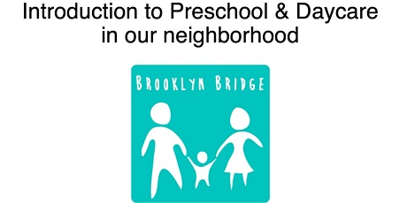 Intro to Preschool hosted by Brooklyn Bridge Parents & local preschools tickets