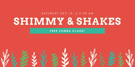 Shimmy & Shakes! FREE ZUMBA CLASS & Providence House Fundraiser!  tickets