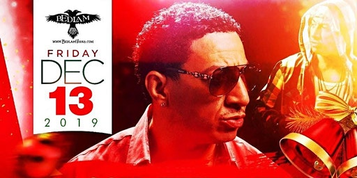 THIS FRIDAY NIGHT - KID CAPRI ROCK THE BELLS HOLIDAY PARTY