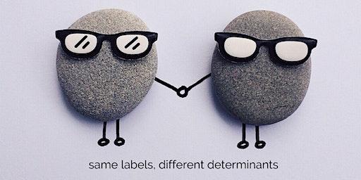 Same Labels, Different Determinants: Queer Men's Mental Health