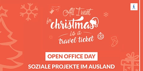 Open Office Day: All I want for Christmas is a travel ticket | Hannover Tickets