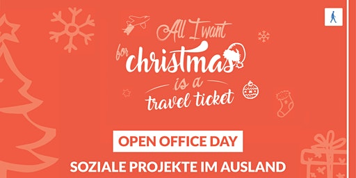 Open Office Day: All I want for Christmas is a travel ticket | Hannover