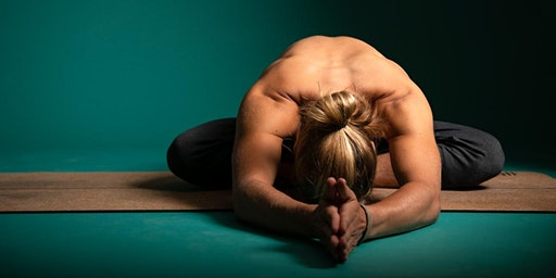 Yin Yoga with Stefan Ericsson