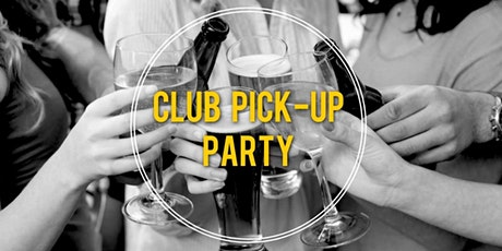 Club Member Pick-Up Party tickets
