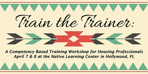 Train-the-Trainer: Competency Based Training Workshop