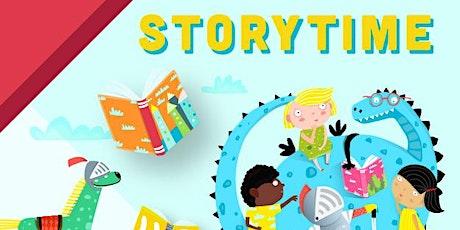 Storytime: Yoga billets
