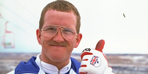 Surprise Celebrity Appearence, Eddie the eagle.