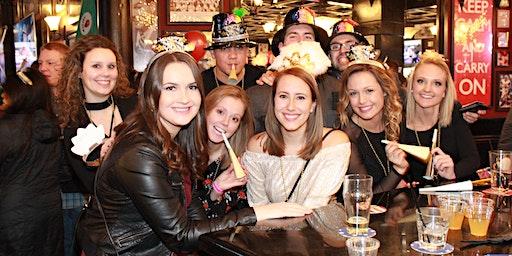 2020 Kansas City New Year's Eve (NYE) Bar Crawl