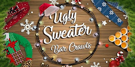 5th Annual Ugly Sweater Crawl: Atlanta tickets