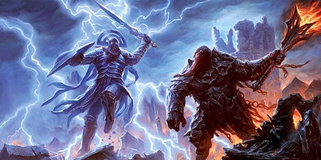 Dungeons and Dragons for Teens and YA Storm Kings Thunder Intro Session tickets