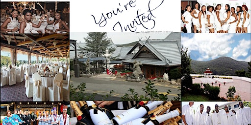Labor Day Weekend Takeover 2020 - MOUNTAINTOP All White Affair  @ THE VIEWS MT FUJI