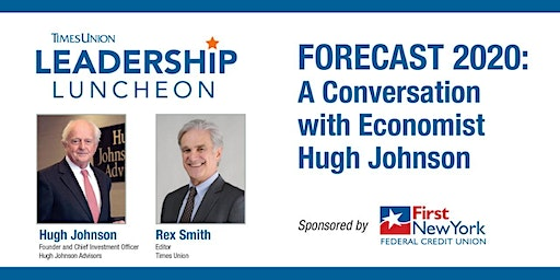 FORECAST 2020:  A Conversation with Economist Hugh Johnson