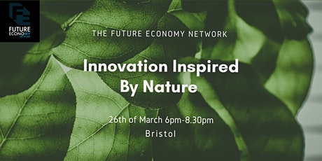 Innovation Inspired By Nature tickets
