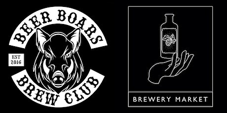 BEER BOARS Twickenham Launch & #Tryanuary Special tickets