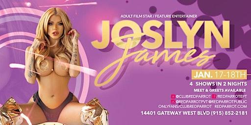 Adult Films Star - Joslyn James