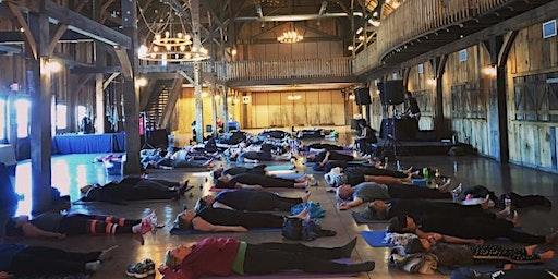 Yoga & Kirtan at the Barn