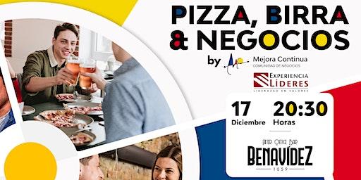 Pizza, Birra y Negocios III