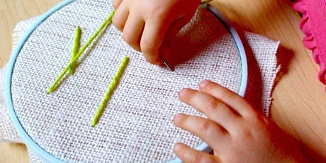 Embroidery for Children tickets