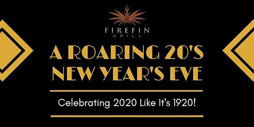 New Year's Eve - Roaring 20's