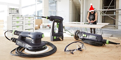 Wood Club Session mit Festool Q&A&MAKE