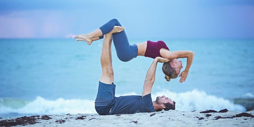 Beginner Acro Yoga Class - Date Night Special !