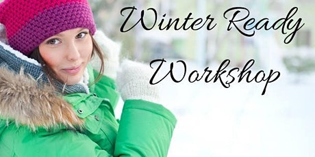 GET READY FOR WINTER WITH NATURAL SOLUTIONS tickets