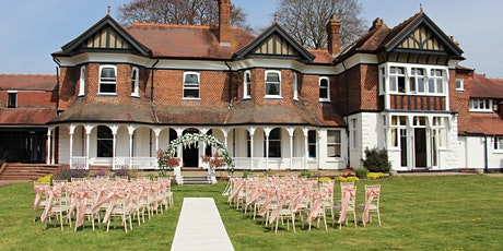Moor Hall Wedding Fayre - Sunday 23rd February 2020 tickets