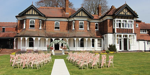 Moor Hall Wedding Fayre - Sunday 23rd February 2020