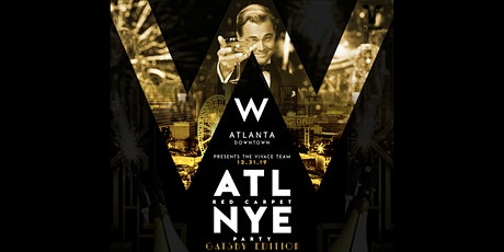 "ATL NYE RED CARPET 2020 ""GATSBY EDITION"" tickets"