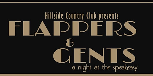 Flappers & Gents: a night at the speakeasy
