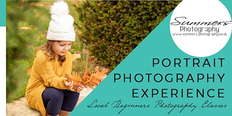 Portrait Photography Course Experience - Spring - April 2020 tickets
