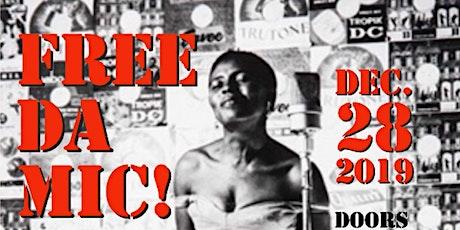 Free Da Mic: Revolutionary Art tickets