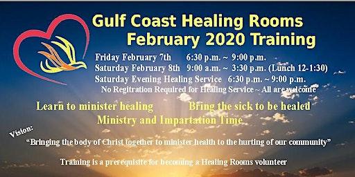 Healing Rooms Training
