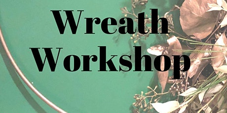 Gold Ring Wreath Workshop tickets