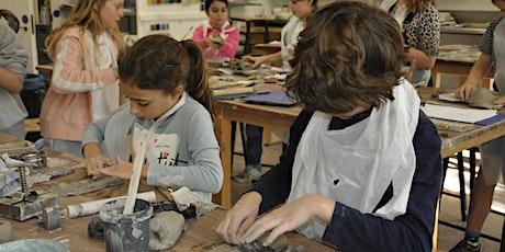 Children's Art Club for 8-11s tickets