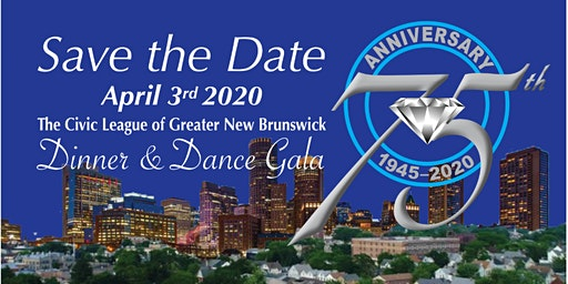 Civic League of Greater New Brunswick's 75th Anniversary Gala