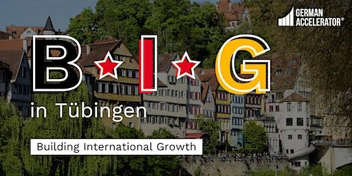 B•I•G in Tübingen