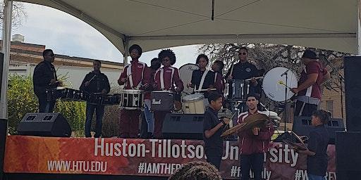 Huston-Tillotson University's 2020 Homecoming Festival