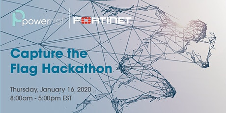 Powernet & Fortinet's Capture the Flag Hackathon  tickets