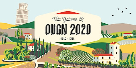 OUGN Spring Conference 2020 tickets