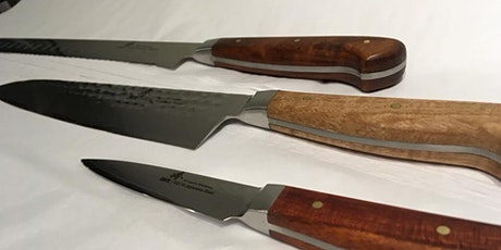 SOLD OUT Demo: Knife Skills tickets