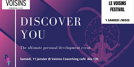 Discover You 1st edition billets
