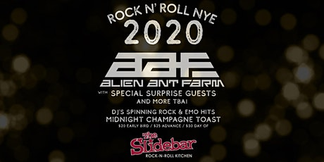 Rock N' Roll New Years Eve tickets