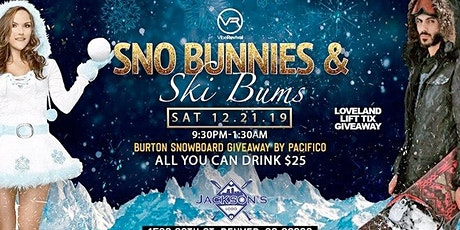 All You Can Drink Snow Bunnies & Ski Bums Party tickets
