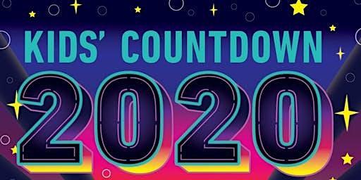 NYE Kids Countdown 2020