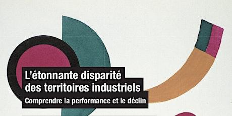 MERCREDI des Politiques INNOVATION - Territoires industriels, performances et déclins billets