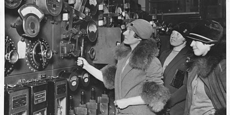 Electrifying Women in the IET archives: Part 1 tickets